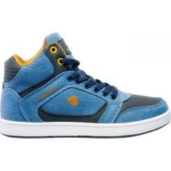 Buciki niemowlęce: IGUANA Buty Juniorskie Gael Teen Blue Jeans/Mustard r. 39 (3822)