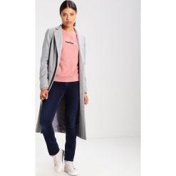 Płaszcze damskie pastelowe: Noisy May NMMINNA  Płaszcz wełniany /Płaszcz klasyczny light grey