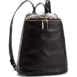 Plecak WITTCHEN - 86-4E-350-1 Czarny. Czarne plecaki damskie marki Wittchen, ze skóry. W wyprzedaży za 459,00 zł.