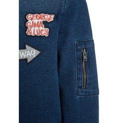 GEORGE GINA & LUCY girls SAN FRANCISCO Bluza rozpinana indigo blue. Niebieskie bluzy dziewczęce rozpinane marki GEORGE GINA & LUCY girls, z bawełny. W wyprzedaży za 136,95 zł.