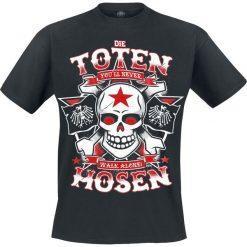 T-shirty męskie: Die Toten Hosen You'll Never Walk Alone T-Shirt czarny