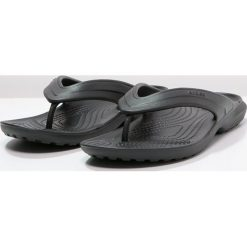 Crocs CLASSIC FLIP Japonki kąpielowe black. Różowe japonki damskie marki Crocs, z materiału. Za 129,00 zł.