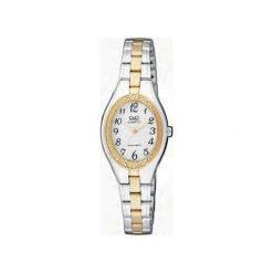 Zegarki damskie: Q&Q Q879-404 - Zobacz także Książki, muzyka, multimedia, zabawki, zegarki i wiele więcej