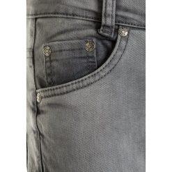 Blue Effect Jeansy Straight Leg light grey. Szare spodnie chłopięce marki bonprix, z bawełny. Za 149,00 zł.