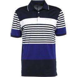 Polo Ralph Lauren Golf TECH PROFIT Koszulka polo deauville navy. Niebieskie koszulki polo marki Polo Ralph Lauren Golf, m, z elastanu. W wyprzedaży za 319,20 zł.