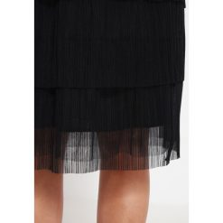 Spódniczki trapezowe: Navy London SOFIA  Spódnica trapezowa black