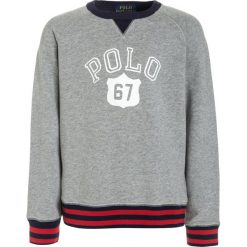 Odzież chłopięca: Polo Ralph Lauren GRAPHIC  Bluza andover heather