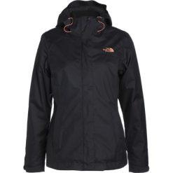 The North Face CORDILLERA 2IN1 Kurtka przeciwdeszczowa black. Czarne kurtki damskie turystyczne marki The North Face, xs, z materiału. W wyprzedaży za 439,45 zł.