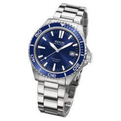 ZEGAREK EPOS Sportive 3438.131.96.16.30. Niebieskie zegarki męskie EPOS, ze stali. Za 3700,00 zł.