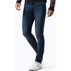 HUGO - Jeansy męskie – Hugo 734, niebieski. Niebieskie jeansy męskie relaxed fit marki HUGO. Za 649,95 zł.