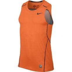Odzież termoaktywna męska: koszulka termoaktywna męska NIKE PRO COMBAT HYPERCOOL FITTED TANK / 693651-803 – NIKE PRO COMBAT HYPERCOOL FITTED TANK