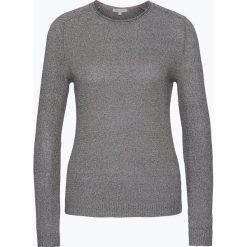 Apriori - Sweter damski z dodatkiem lnu, szary. Niebieskie swetry klasyczne damskie marki Apriori, l. Za 229,95 zł.