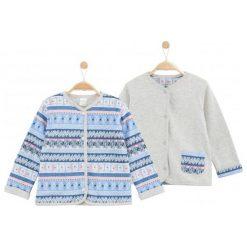 Bluzy dziewczęce: Dwustronna bluza dla niemowlaka