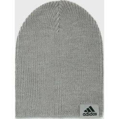 Adidas Performance - Czapka. Szare czapki zimowe męskie adidas Performance. Za 59,90 zł.