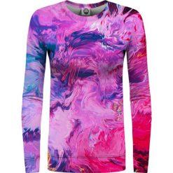 Bluzy damskie: Bluza bawełniana damska Modern Painting