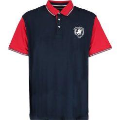 Koszulki polo: Santa Monica MYERS Koszulka polo navy/red