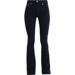 LOIS Jeans RAVAL LEA SOFT RAINBOW Jeansy Bootcut true navy. Niebieskie jeansy damskie bootcut marki bonprix. Za 459,00 zł.