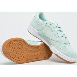 Reebok Classic - Buty Club C 85. Szare buty sportowe damskie reebok classic Reebok Classic, z gumy. W wyprzedaży za 279,90 zł.