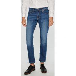 Pepe Jeans - Jeansy Cane. Niebieskie jeansy męskie z dziurami Pepe Jeans. W wyprzedaży za 249,90 zł.