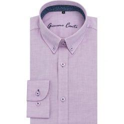 Koszula SIMONE10D KDRS000096. Fioletowe koszule męskie marki KIPSTA, m, z elastanu, z długim rękawem, na fitness i siłownię. Za 229,00 zł.