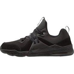 Nike Performance ZOOM TRAIN COMMAND Obuwie treningowe black. Czarne buty sportowe męskie marki Nike Performance, z materiału. Za 499,00 zł.