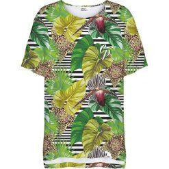Colour Pleasure Koszulka damska CP-033 271 zielona r. uniwersalny. Fioletowe bluzki damskie marki Colour pleasure, uniwersalny. Za 76,57 zł.