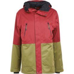Zimtstern FLYTOZ Kurtka snowboardowa tango red. Czerwone kurtki narciarskie męskie Zimtstern, l, z materiału. W wyprzedaży za 1079,20 zł.