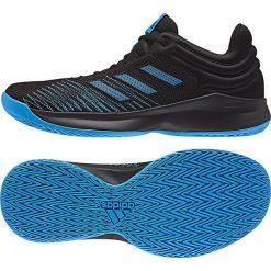 Buty sportowe męskie: Adidas Buty męskie PRO Spark Low 2018 czarne r. 47 1/3 (AC8518)