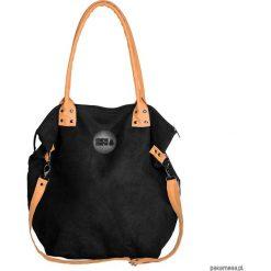Torba Worek Czarna #peach. Czarne torebki klasyczne damskie marki KIPSTA, m, z elastanu, z długim rękawem, na fitness i siłownię. Za 169,00 zł.