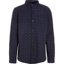 Sisley Koszula dark blue. Czarne bluzki dziewczęce bawełniane marki Sisley, l. Za 159,00 zł.