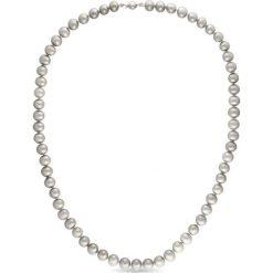 Naszyjniki damskie: RABAT Naszyjnik – srebro 925, Perła