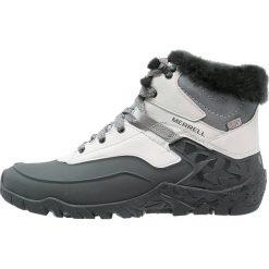 Merrell AURORA 6 ICE WTPF Śniegowce ash. Szare buty zimowe damskie Merrell, z gumy. Za 649,00 zł.