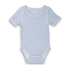 Juddlies Body Blue Fleck 6-12 m. Czarne body niemowlęce marki Calvin Klein Black Label. Za 40,87 zł.