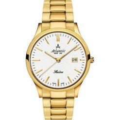 Biżuteria i zegarki męskie: Zegarek Atlantic Męski Sealine 62346.45.21 Szafirowe szkło