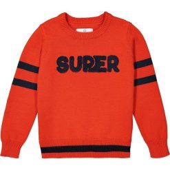 """Odzież chłopięca: Sweter """"super"""" 3-12 lat"""