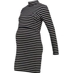 Sukienki hiszpanki: Boob SIMONE Sukienka z dżerseju black/offwhite