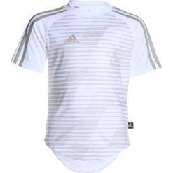 T-shirty chłopięce z nadrukiem: adidas Performance TAN GRA Tshirt z nadrukiem white