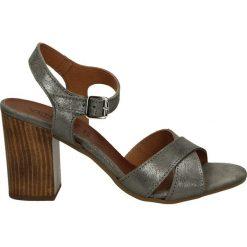 Sandały damskie: Sandały - 4879 KAN PEL