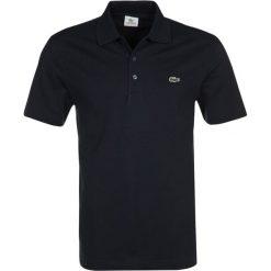 Lacoste Sport Tshirt basic marine. Niebieskie koszulki polo Lacoste Sport, l, z bawełny. Za 289,00 zł.