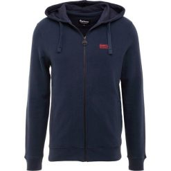Bejsbolówki męskie: Barbour International™ ESSENTIAL HOODY Bluza rozpinana navy