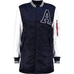 Płaszcze męskie: Alpha Industries Krótki płaszcz replica blue