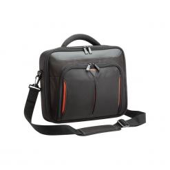 Targus Classic+ Clamshell Case 15,6'' czarno-czerwona. Czarne torby na laptopa Targus. Za 129,00 zł.
