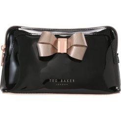 Kosmetyczki damskie: Ted Baker LEZLIE BOW MAKEUP BAG Kosmetyczka black