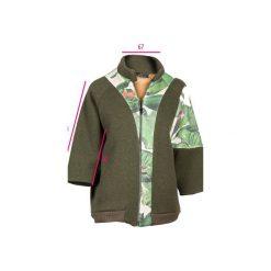 Zielona kurtka bomberka. Niebieskie kurtki męskie bomber marki Reserved, l, z elastanu. Za 800,00 zł.