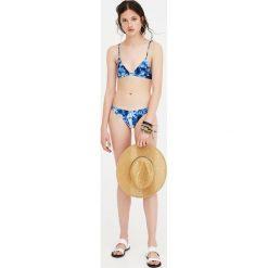 Stroje dwuczęściowe damskie: Figi od bikini Paradise tie dye