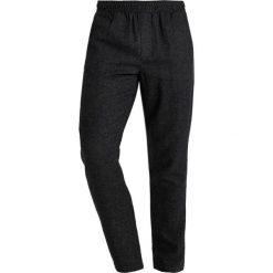 Chinosy męskie: Suit SAXO SALT & PEPPER Spodnie materiałowe grey melange