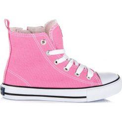 Buty sportowe dziewczęce: Wysokie Tenisówki Dla Dziewczynki AVA