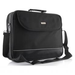 """Torby na laptopa: Modecom Mark2 15,6"""" czarna"""
