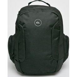 Quiksilver - Plecak. Czarne plecaki męskie Quiksilver, z materiału. W wyprzedaży za 169,90 zł.