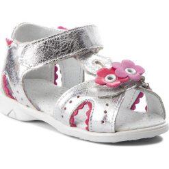 Sandały dziewczęce: Sandały KORNECKI – 03711 Srebro/S
